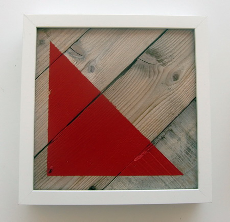 Artwork - Red Triangle Kaufman