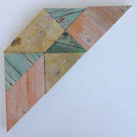 Convex Tangram by KAUFMAN - 007