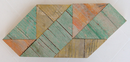 Convex Tangram by KAUFMAN - 011
