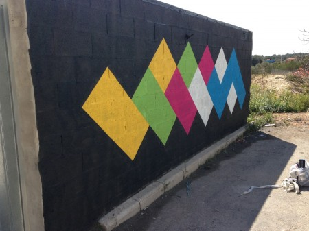 Mural by KAUFMAN 2015 - Step05